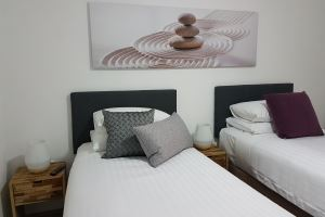 The Third Bedroom of Worth Place Apartment.